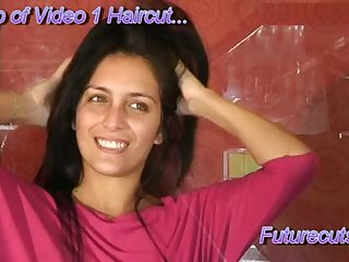 Futurecuts � Nicole's headshave