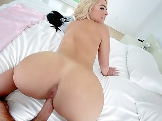 SisLovesMe - Twerking Teen Hungry for Stepbros Cock